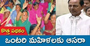 Telangana Single Women Pension Application Form Download