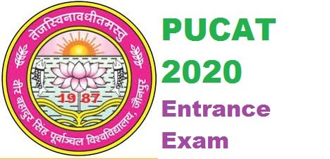 PUCAT 2020 Entrance Exam, Apply Online, Exam Date