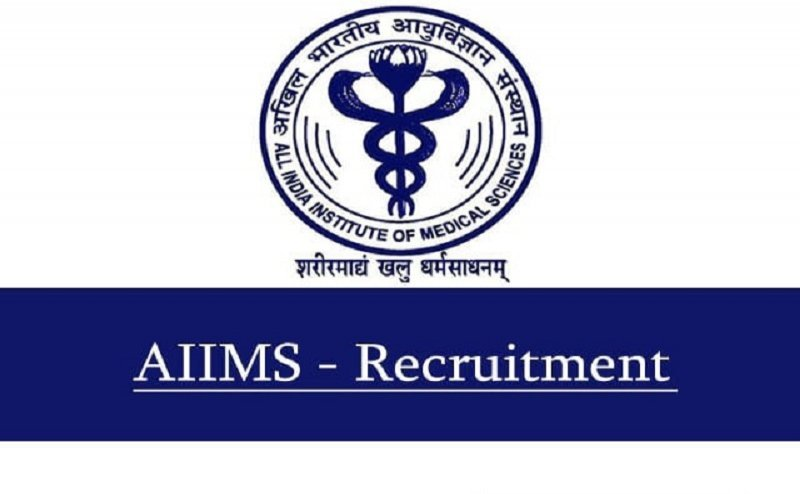 AIIMS Raebareli Faculty Jobs 2020 - 158 Posts, Apply online, Application form, Eligibility
