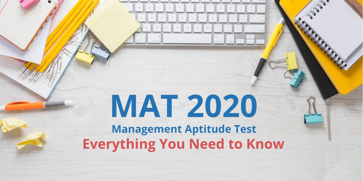 MAT 2020 Notification, Apply Online