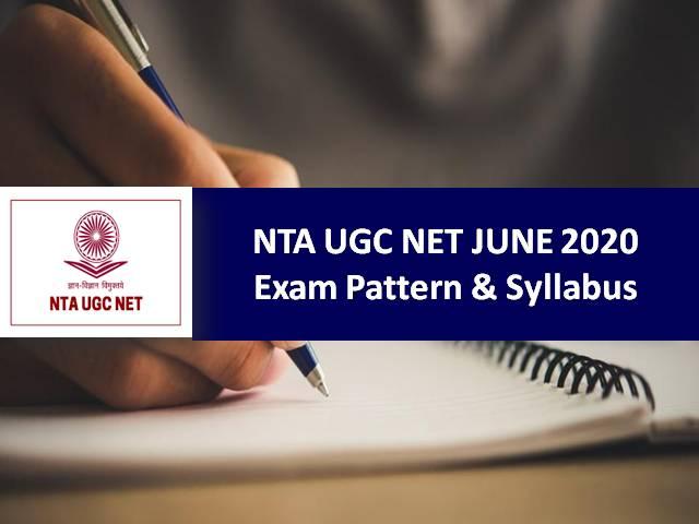 UGC NET 2020 Notification , Apply Online