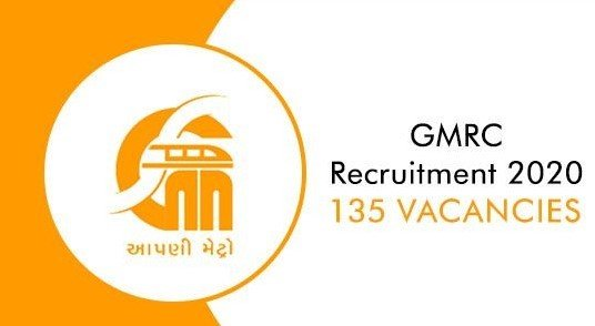 GMRC Recruitment 2020 Apply Online for 135 Manager & Engineer posts