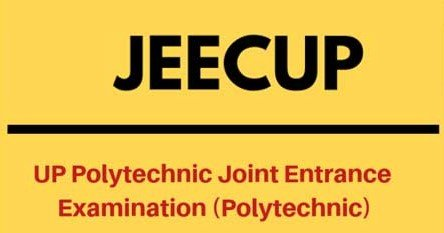 JEECUP 2020 Notification - Apply Online
